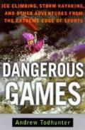 Dangerous Games Ice Climbing Storm Kayak