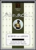 Leaves Of Grass Selected Poems & Prose