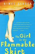 The Girl in the Flammable Skirt: Stories Cover