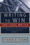 Writing to Win The Legal Writer