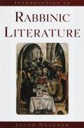 Introduction to Rabbinic Literature by Jacob Neusner - Powell's Books