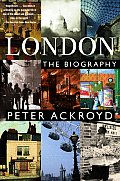London The Biography Cover