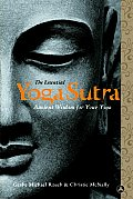 The Essential Yoga Sutra: Ancient Wisdom for Your Yoga Cover