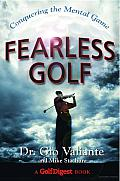 Fearless Golf: Conquering the Mental Game Cover