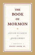 The Book of Mormon: Another Testament of Jesus Christ Cover