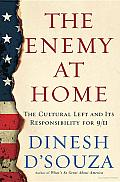 The Enemy at Home: The Cultural Left and Its Responsibility for 9/11 Cover
