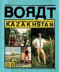 Borat: Touristic Guidings to Glorious Nation of Kazakhstan Cover