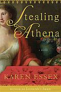 Stealing Athena: A Novel Cover