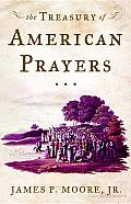 The Treasury of American Prayers Cover