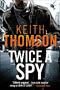 Twice a Spy Cover