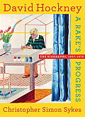 David Hockney: The Biography Cover