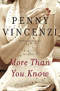 More than You Know: A Novel Cover