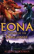 Eona: Return of the Dragoneye. Alison Goodman Cover
