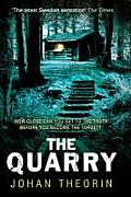 The Quarry. Johan Theorin