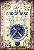 The Sorceress (Secrets of the Immortal Nicholas Flamel) Cover