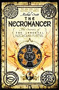 The Necromancer (Secrets of the Immortal Nicholas Flamel) Cover