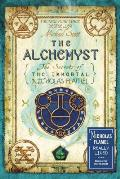 The Alchemyst (Secrets of the Immortal Nicholas Flamel #01) Cover