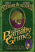 Return of the Emerald Skull (Barnaby Grimes) Cover
