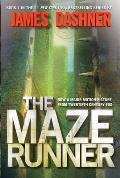 The Maze Runner (Maze Runner Trilogy #01) Cover