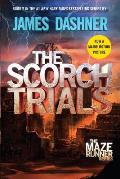 Maze Runner Trilogy #02: The Scorch Trials Cover