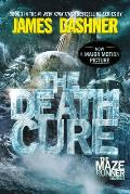 The Death Cure (Maze Runner Trilogy) Cover