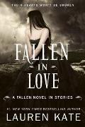 Fallen in Love: A Fallen Novel in Stories (Fallen) Cover