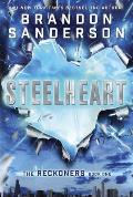 Steelheart Signed 1st Edition
