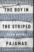 Boy in the Striped Pajamas Cover