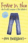 Forever in Blue: The Fourth Summer of the Sisterhood (Sisterhood of the Traveling Pants) Cover