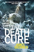 Maze Runner Trilogy #03: The Death Cure Cover