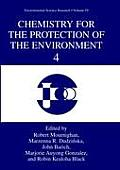 Chemistry for the Protection of the Environment 4 Cover