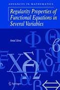Regularity Properties of Functional Equa