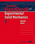 Springer Handbook of Experimental Solid Mechanics