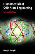 Fundamentals Of Solid State Engineering 2nd Edition