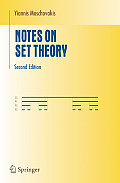 Notes on Set Theory (2ND 06 Edition) Cover