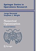Numerical Optimization (Springer Series in Operations Research and Financial Enginee) Cover