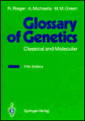 Glossary Of Genetics