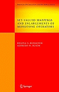 Springer Optimization and Its Applications #8: Set-Valued Mappings and Enlargements of Monotone Operators