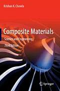 Composite Materials Science & Engineering 3rd Edition