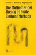 Mathematical Theory Of Finite Elemen 1st Edition