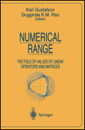 Numerical Range (Universitext) Cover