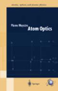 Atom Optics