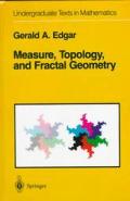 Measure, Topology & Fractal Geometry