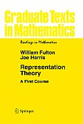 Representation Theory A First Course