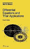 Differential Equations & Their Applications 4TH Edition