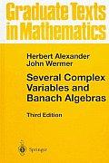 Several Complex Variables & Banach Algebras, 3rd Edition