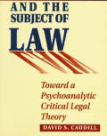 Lacan & The Subject Of Law