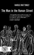 Man In The Roman Street