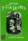 Seven Verdi Librettos With The Origina