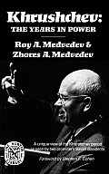 Khrushchev: The Years in Power (Norton Library) Cover